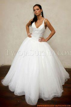 Robe de mariée Relevance Bridal Hale Quintesence