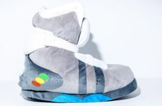 The $50K 'Back to the Future' Nike Mag Shoes Have Look-Alike Slippers for  Only $60