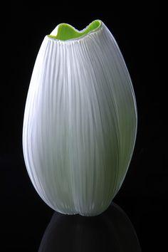Inspiration from glass.......porcelainbyAntoinette.com