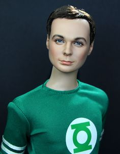 Oz The Great And Powerful - Original Hollywood Dolls AKA Sheldon Cooper/The Big Bang Theory