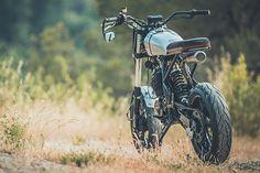 Written by Martin Hodgson. L..., http://www.pipeburn.com/home/2017/06/21/high-mighty-duke-motorcycles-stunning-honda-xr600-enduro.html