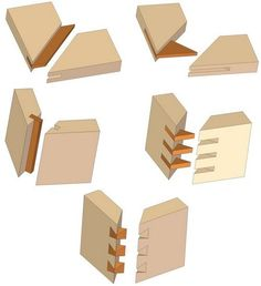 Miter Joints for Frames