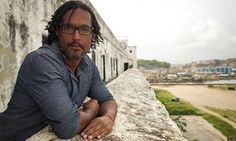 David Olusoga at El Mina, a Portuguese-built fort in Ghana. 'Many black British people, and their white and mixed-race family members, slipped into a siege mentality.'