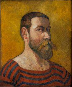 Jan Verkade, Selvportræt, 1891-94.