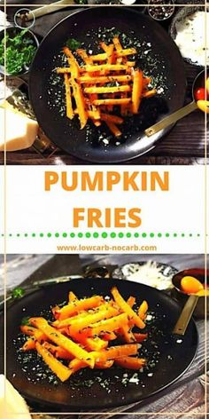 Pumpkin Fries gives you the feeling of the real fries or wedges you have been craving for, for a long time. Easy, fast and tasty. Sugar Free Recipes, Low Carb Recipes, Healthy Recipes, Healthy Side Dishes, Side Dish Recipes, Junk Food, Pumpkin Recipes, Fall Recipes, Bento