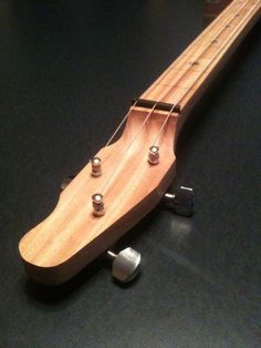 Cigar Box Guitar, Hedgewood 8