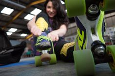 A blog full of Roller Derby training & exercise tips & advice for Fresh Meat Roller Girls. Strap on some roller skates and lets Roller Derby!