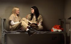 Alex & Piper - Orange is The New Black season 3