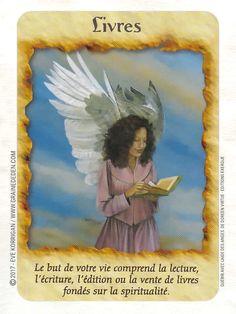 Laide, Deck, Doreen Virtue, Angels, Artwork, Painting, Letters, Guardian Angels, Tarot Decks