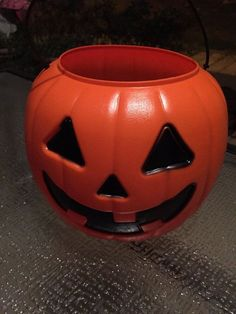 happy fall y all pumpkin topiary, gardening, 1 plastic Pumpkins you will need 4