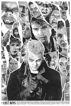The Lost Boys by Kyle Crawford