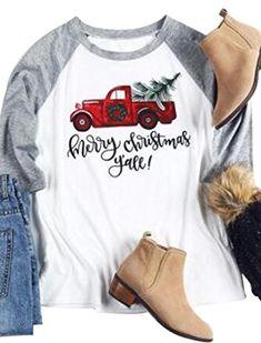 9d67d0ce59 Christmas Truck Printable - 12 Days of Christmas. Monogram ShirtsVinyl ShirtsChristmas  Tee ...