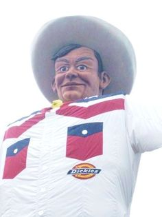 Big Tex 2.0 -- better than before?