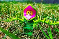 """HE'S MOWING THE LAWN!"" #lego #legominifigures #minifigures #toyphotography #brickstagram #legophotography- #bricks #toyphoto #legofamily #bricks #legos #wheretoysdwell #toygroup_alliance #brickstagram #bricksbeingbad #legostagram #minifigs #brickfamily #brickphotography # by boosh71"