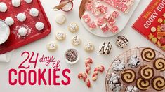 24 Days of Cookies