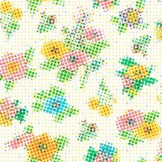 Spring Dot 12 x 12 by Kim Andersson Design Challenge 3 The Printed Bolt www.theprintedbolt.com