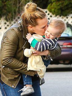LUCA COMRIE photo | Hilary Duff