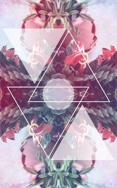Love geometric patterns!