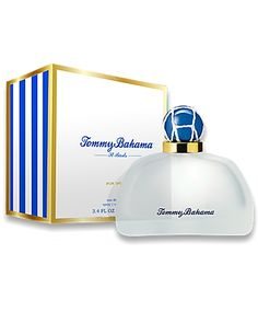 If you have not tested this scent, you are missing out! The best summer scent out there. #Tommy Bahama - Women's Set Sail St. Barts 3.4 oz. Eau de Parfum