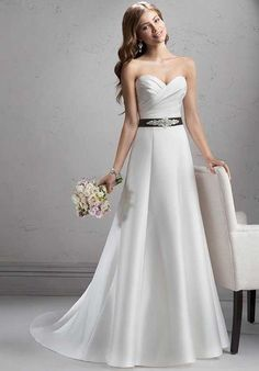 Sottero and Midgley Tanner A-Line Wedding Dress