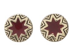 Sunburst earrings from House of Harlow 1960. #accessories #coveted #zappos