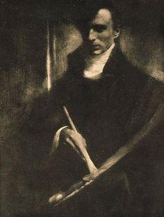 Self Portrait, Edward Steichen
