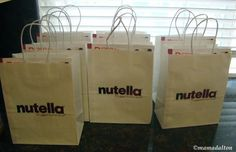 Nutella MommyParty