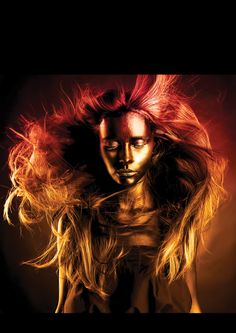Adobe Photoshop Tutorial: Portrait  Cosmic Makeover via http://www.digitalartsonline.co.uk