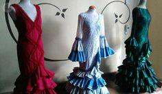 . Soy modista y Patronista hago todo tipo de prendas especialista en trajes de flamenca,