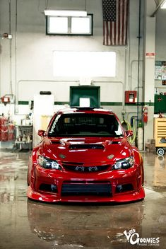 Varis wide body STI