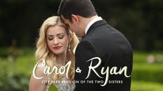City Park Pavilion of the Two Sisters Video // Carol and Ryan  https://www.bridefilm.com/blog/city-park-garden-wedding-video
