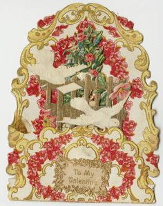 """To My Valentine"" (from Philip) :: Archives & Special Collections Digital Images :: circa 1900-1909"