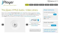 5 Best HTML5 Audio Players