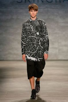 SKINGRAFT unveiled its Spring Summer 2015 collection during New York  Fashion Week. fac1a2f0de4