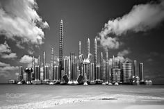 Cityspace by aladzajkov Abstract Photography #InfluentialLime