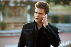 """The Vampire Diaries -- """"American Gothic"""" -- Pictured: Paul Wesley as Stefan -- Image Number: VD418a_0180.jpg Photo: Bob Mahoney/The CW -- © 2013 The CW Network, LLC. All rights reserved."""