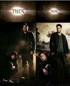 Promos then and now