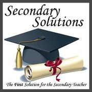 This is me, Secondary Solutions!  Teaching ideas, tips, tricks, lesson ideas, and other great stuff for the middle and high school English Language Arts teacher! awesome-blogs-and-websites