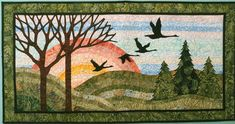 Quilts For Sale, Landscape Walls, Collaboration, Restoration, Cotton Fabric, Environment, Fabrics, Smoke Free, Cold