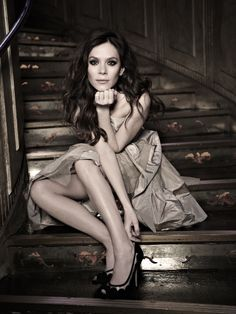 Beautiful Anna Friel