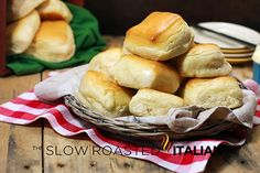 Copycat Texas Roadhouse Rolls ----fabulous tender sweet rolls slathered in butter that are perfect enough to be a meal in itself. OK, so I am an admitted carbivore. But these are the most delicious dinner rolls. Perfectly sweet and tender.