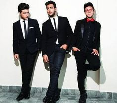 Il Volo - Italian pop opera group. I never tire of listening to them,