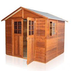 Glendale 8 x 8 Timber Garden Shed from cheapsheds.com.au