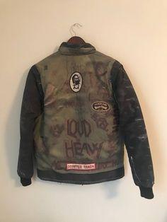 "8f52d7c1b6d0 Neighborhood Neighborhood X Fuct ""Artificial Paradise"" Jacket Vest Size US M    EU"