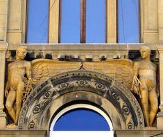 Palazzo Ronzani - Arturo Colombarini. #Bologna #Italy