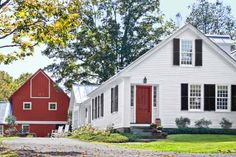 1830s Farmhouse Remodel Fit for a Family. The old farmhouse had dark rooms, dead ends, and no place to park the kids' boots. Here's how an inventive redo made an 1830s artifact just right for a 21st-century household