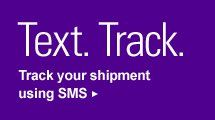Track your package or shipment with FedEx Tracking