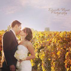 Tuscan Gardens Venue, Wedding Photography, Vineyard Weddings, Central Coast Wedding Photographer www.daniellenunesphotography.com