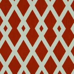 Graphic Fret Pomegranate Drapery Fabric by Robert Allen - Drapery Fabrics at Buy Fabrics