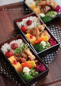 1月20日(金)     15℃ - 14℃        僕らはEaglesを聴いて大人になった・・・ ... Bento Recipes, Healthy Recipes, Food To Go, Food And Drink, Food Flatlay, Japanese Lunch Box, Bento Box Lunch, Looks Yummy, Asian Recipes